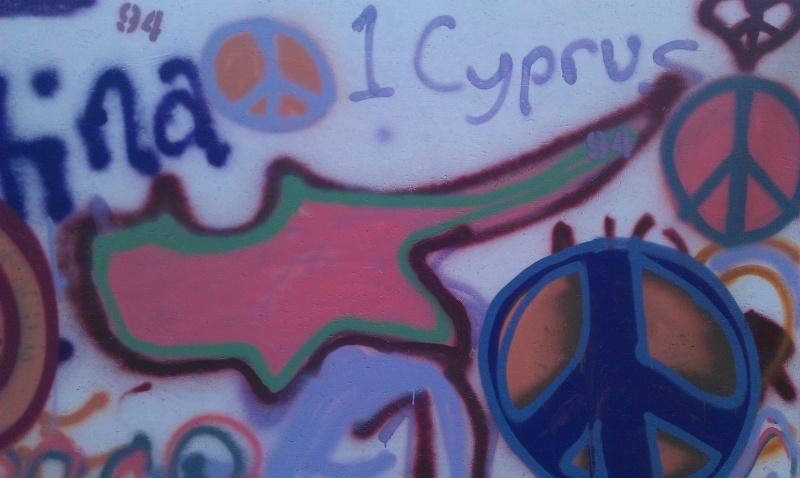 Cyprus graffitti