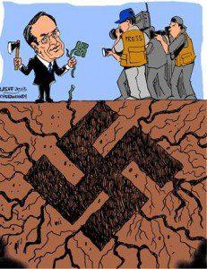 GREEK PRIME MINISTER FIGHTS NAZIS
