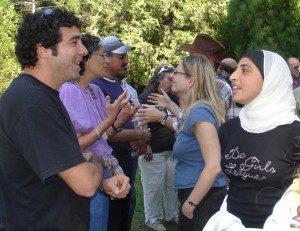 Traubman palestinian dial