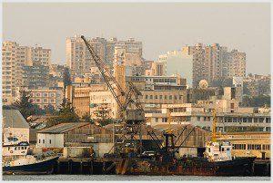 Maputo port Julien Lagarde