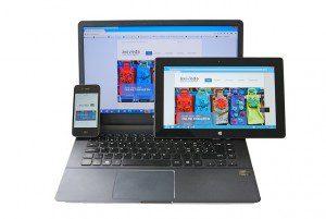 laptop phone ipad