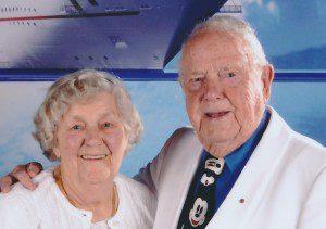 Beryl & James Burrowes