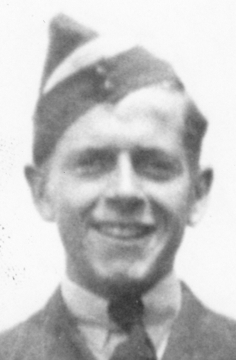 Tom Burrowes 29Mar1923 - 14Dec1943